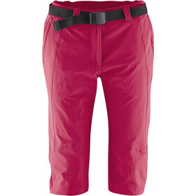 Maier Sports Kluane Capri Women, persian red